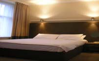 Comfortable rooms just refurbished. with en-suite, coluor television, and direct dial telephones.